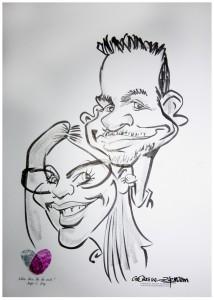 karikatur_ClaudiaPelny_Hochzeit_0015