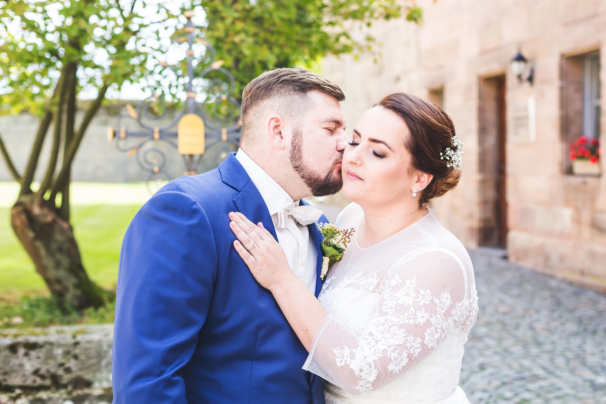 Hochzeit von Amelie und Tobias
